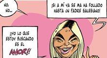 Leticia Sabater busca novio