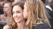 Angelina Jolie, junto a Brad pitt en Londres