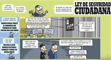 La ley de seguridad ciudadana de Rajoy