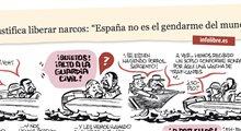 Gallardón justifica liberar narcos