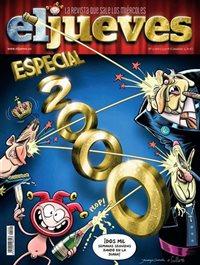 El Jueves núm. 2000