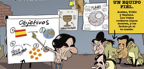 El nuevo partido de Aznar