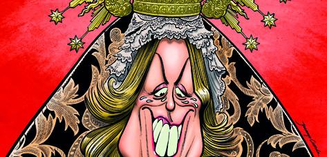 La Virgen del PSOE