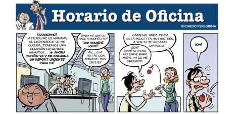Horario de Oficina
