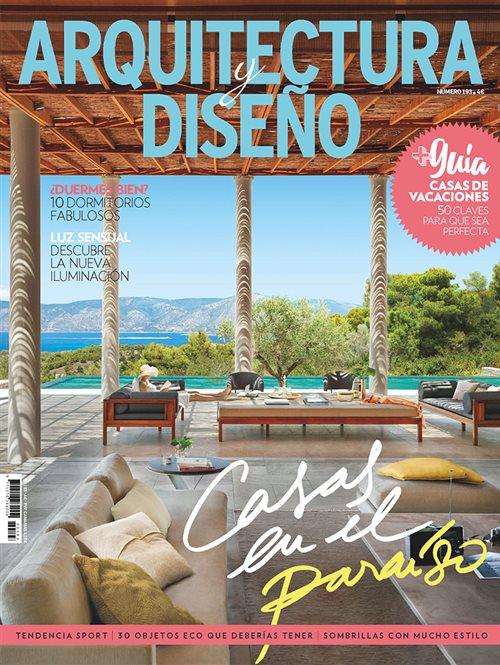 Hemeroteca de revistas de arquitectura y dise o for Revista habitat arquitectura diseno interiorismo