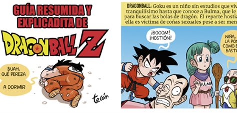 Guía de Dragon Ball