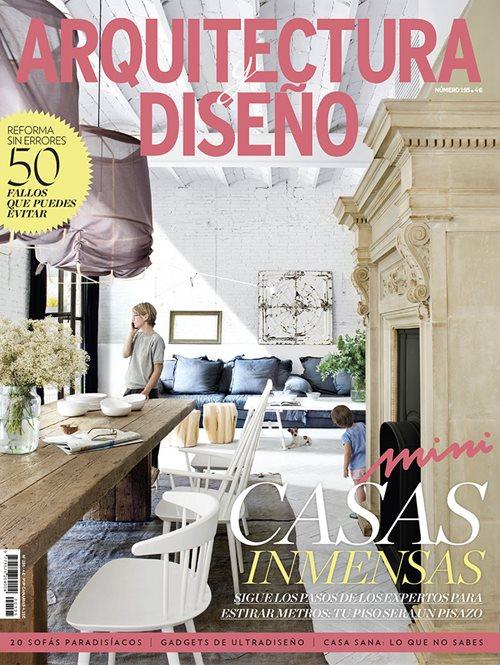 Arquitectura y dise o 195 mini casas inmensas for Revista habitat arquitectura diseno interiorismo