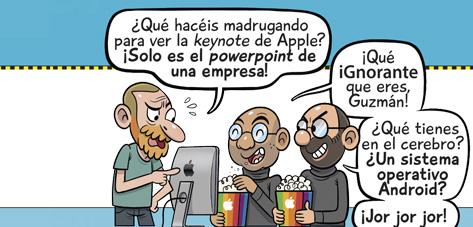 Guía del fanboy Apple