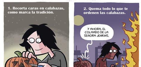 Cómo celebrar Halloween