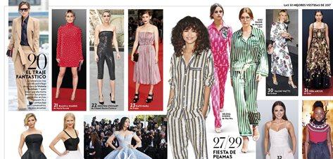 Los 50 mejores vestidos de 2017