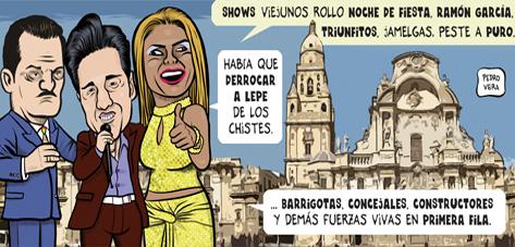 Especial Murcia y alrededores