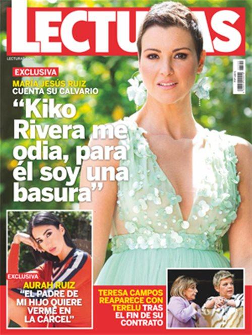 María Jesús Ruiz cuenta su calvario