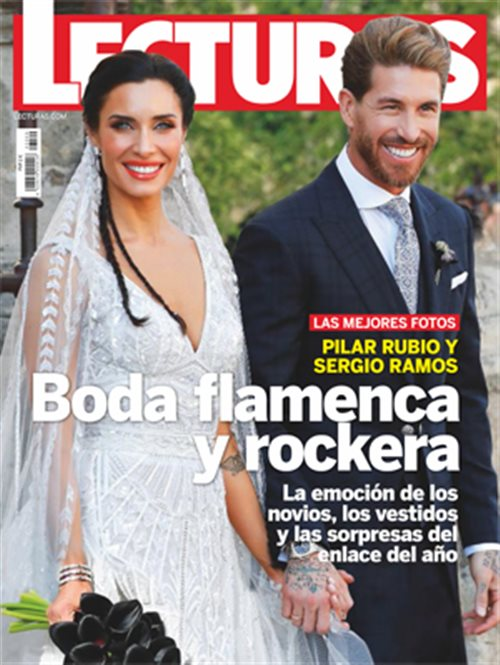 Boda flamenca y rockera