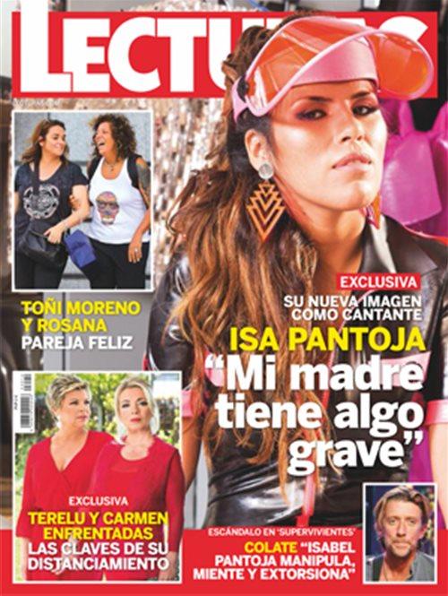 "Isa Pantoja: ""Mi madre tiene algo grave"""