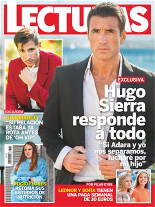 Hugo Sierra responde a todo