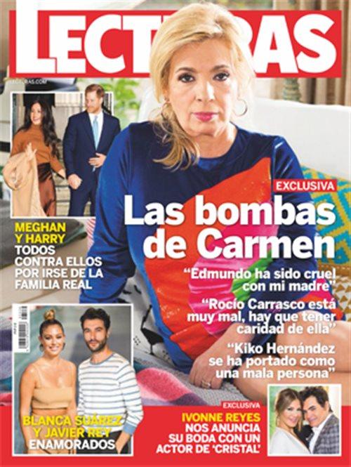Las bombas de Carmen