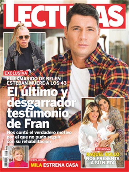 El exmarido de Belén Esteban muere a los 43