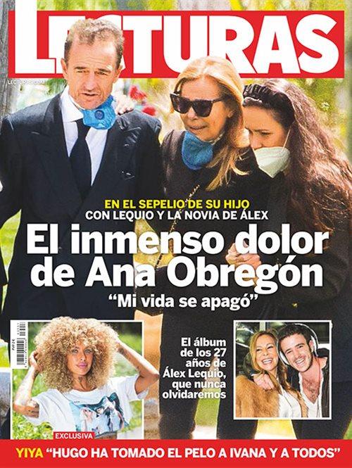 El inmenso dolor de Ana Obregón