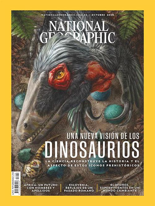 Una nueva visión de los dinosaurios