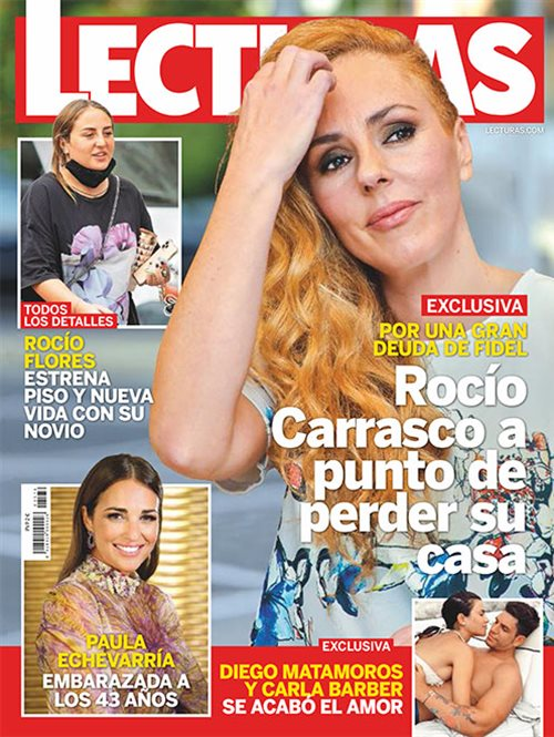 Rocío Carrasco a punto de perder su casa