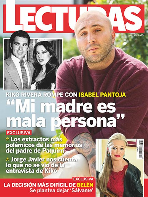 Kiko Rivera rompe con Isabel Pantoja