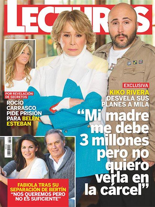 Kiko Rivera desvela sus planes a Mila