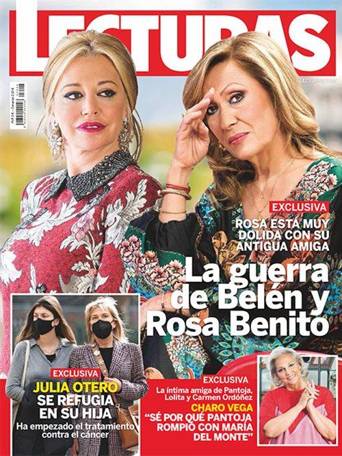 La guerra de Belén y Rosa Benito