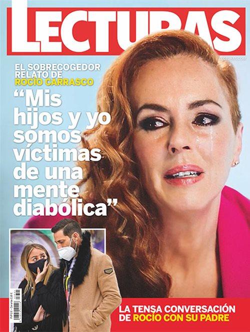 El sobrecogedor relato de Rocio Carrasco