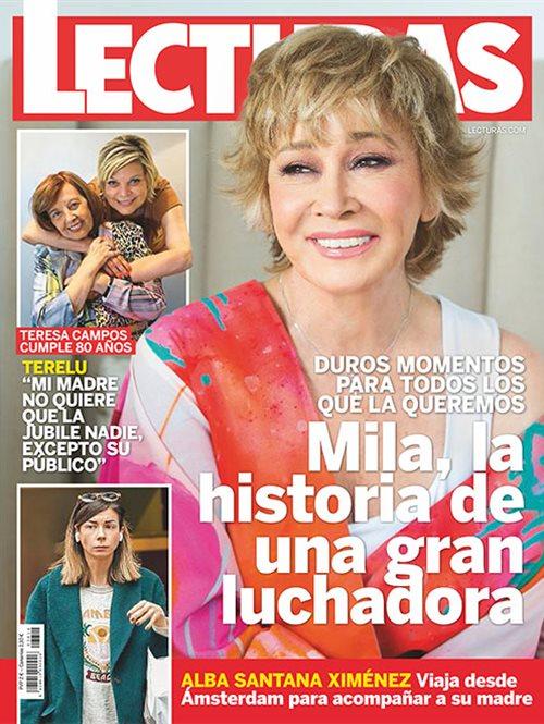Mila, la historia de una gran luchadora