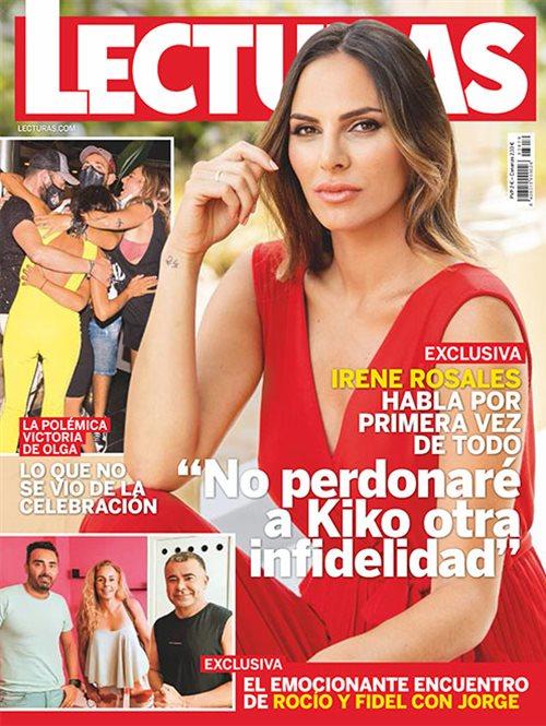 Irene Rosales habla por primera vez de todo