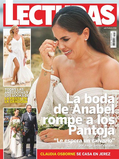 La boda de Anabel rompe a los Pantoja