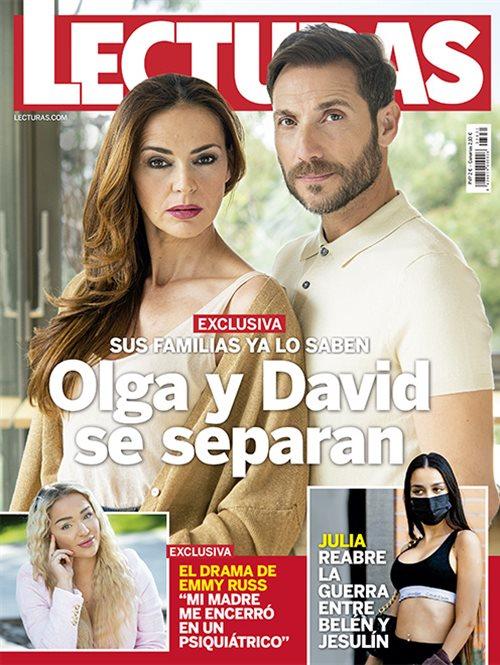 Olga y David se separan